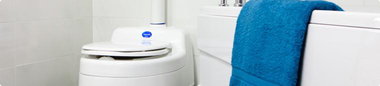 Toilettes écologique