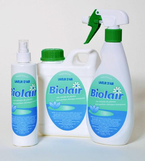 gamme biolair