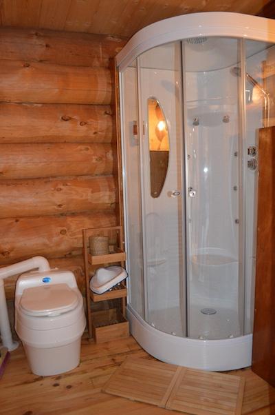 toilette sèche Villa 9000