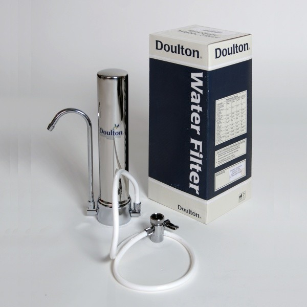 Filtre eau doulton HCP inox