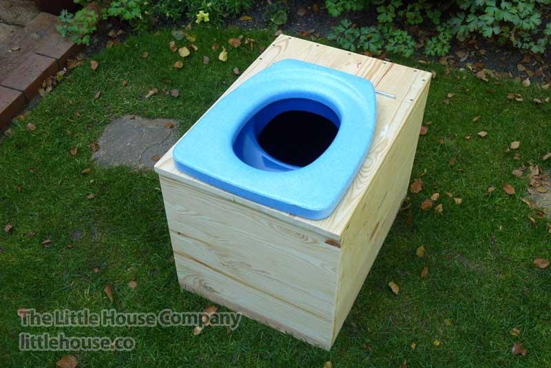 Toilette sèche à séparation Privy