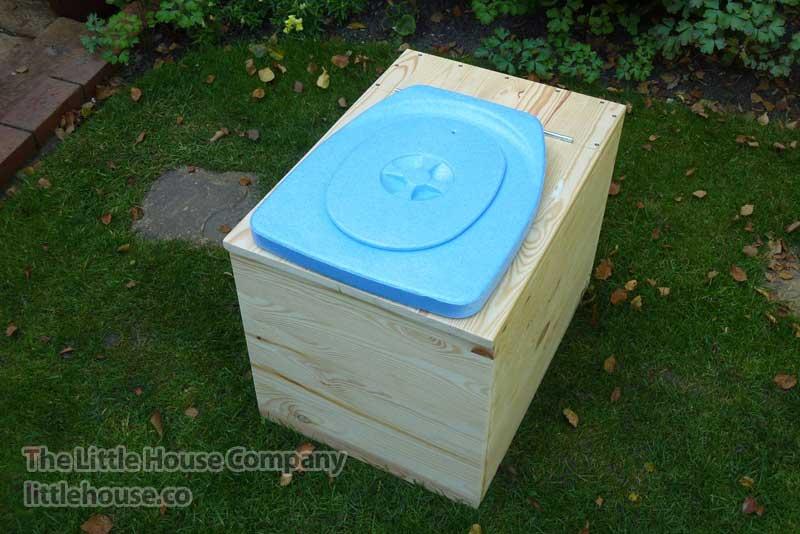 Toilette seche privy separett