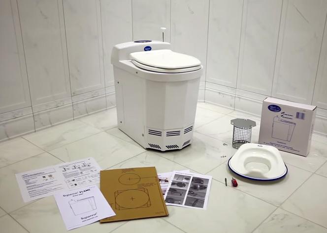Toilette-seche-a-combustion-Flame-Separett