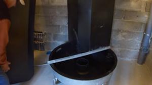 Toilette seche à compost