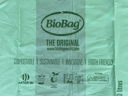 sac compostable pour toilette seche