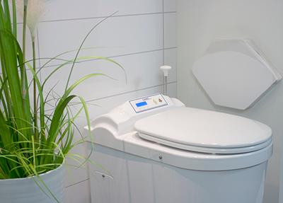 toilette sèche à incinération