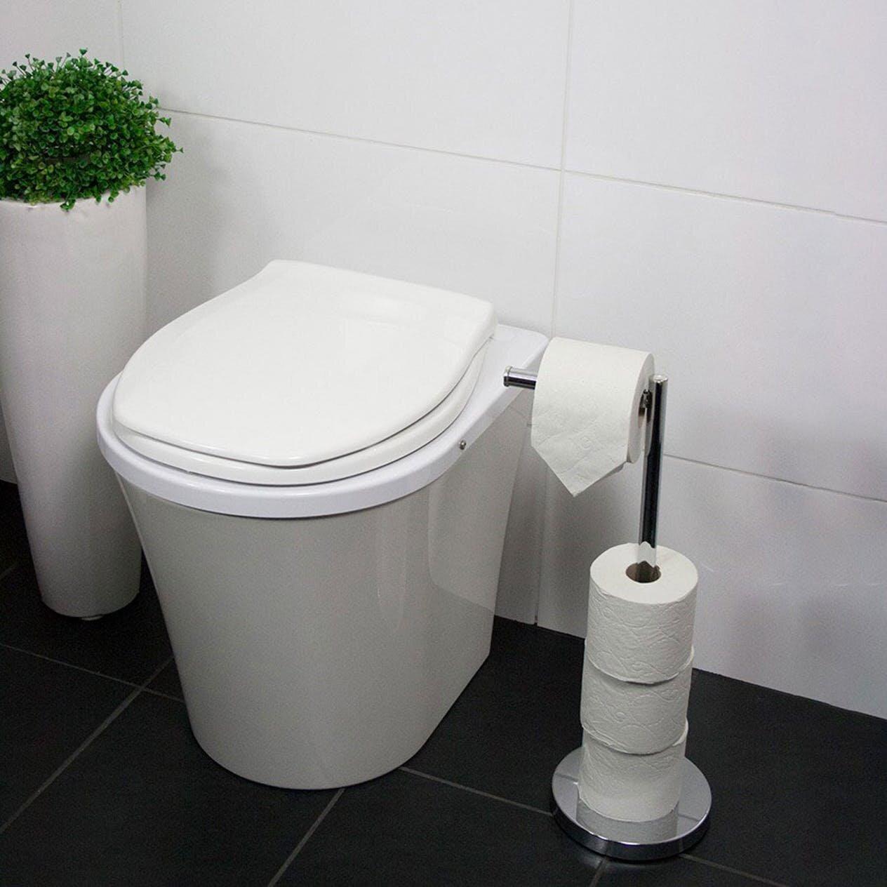 Toilette sèche spéciale urine Separett