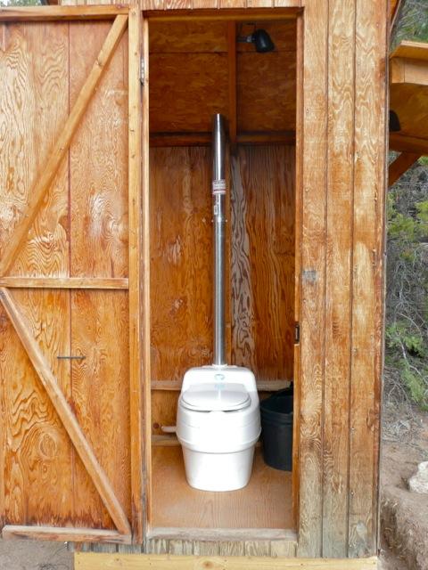 Toilette sèche Villa 9000 Separett