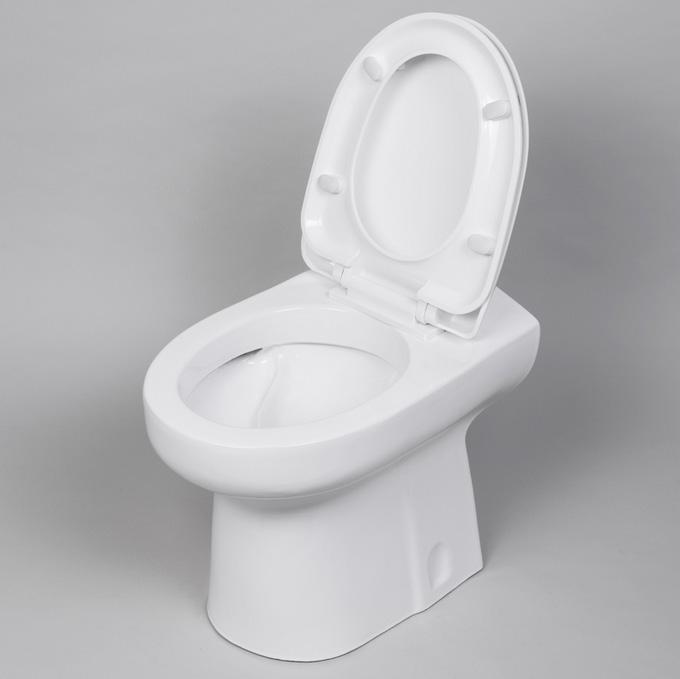 Toilette à séparation des urines et des solides NO MIX Eco Dry WOSTMAN